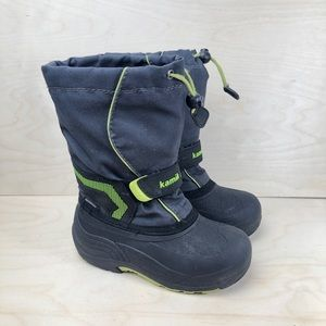 Kamik Winter Boots Toddler Size 12